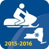 New York State Snowmobiling 2015