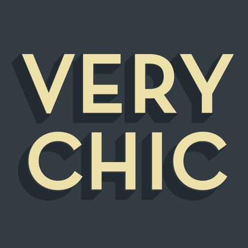 VeryChic-Ventes privées hôtels 4 & 5* jusqu�à -70% App Icon