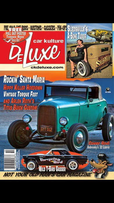Car Kulture Deluxe Magazine review screenshots