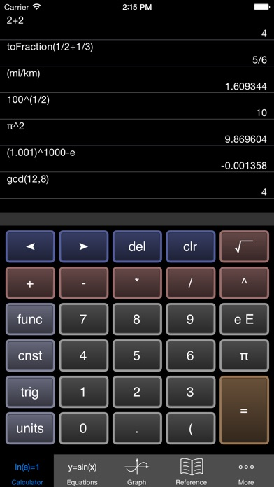 Free Graphing Calculator iPhone