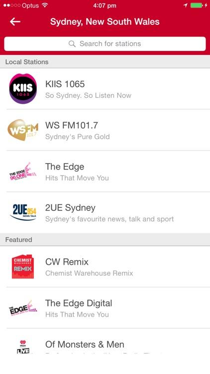 iHeartRadio - free radio & music for Australia by Australian Radio