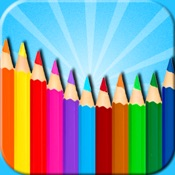 Kids Coloring Book - Doodle Pad 2in1 hacken