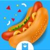 Hot Dog Deluxe - Gioco di cucina rapido (No Ads)
