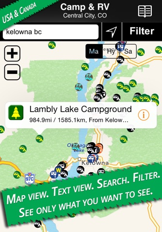 Camp & RV - Tents to RV Parks screenshot 1