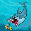 鲨鱼吃小鱼 - 好玩的游戏 App