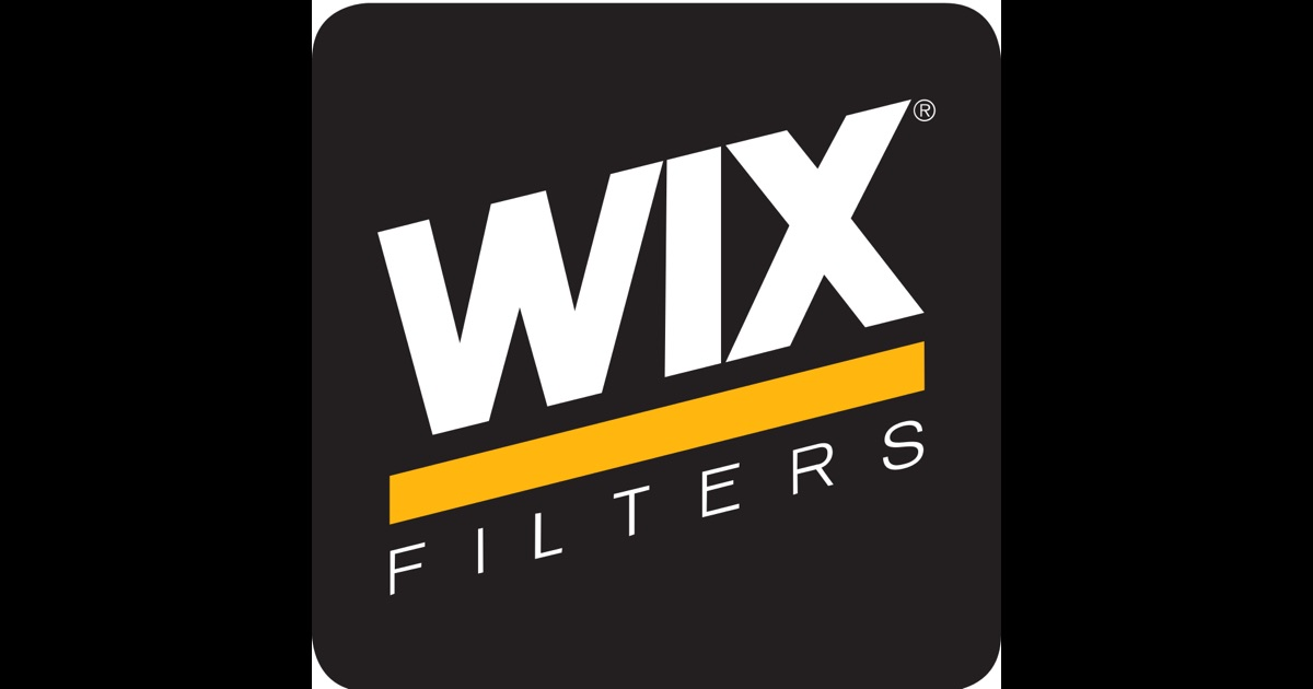 Wix filter catalogue