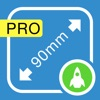 My Measures PRO app for iPhone/iPad