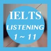 IELTS Listening 1~11 with answers