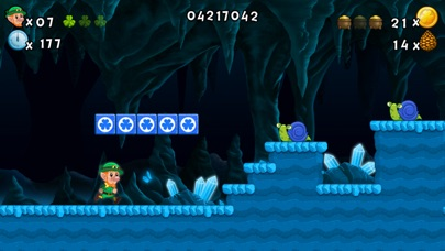 Screenshot of Lep's World 2 - Gioco di Salto2