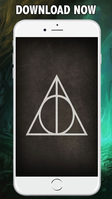 Magic Fantasy Free HD Wallpaper for Harry PotterScreenshot of 3