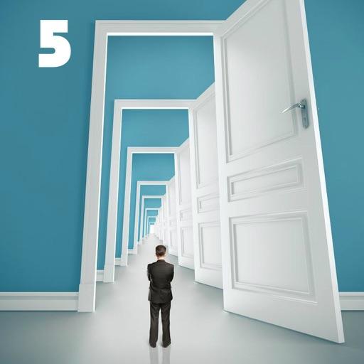 真人密室逃脱5 : 极限逃生 - 史上最坑爹的密室逃脱解谜益智游戏