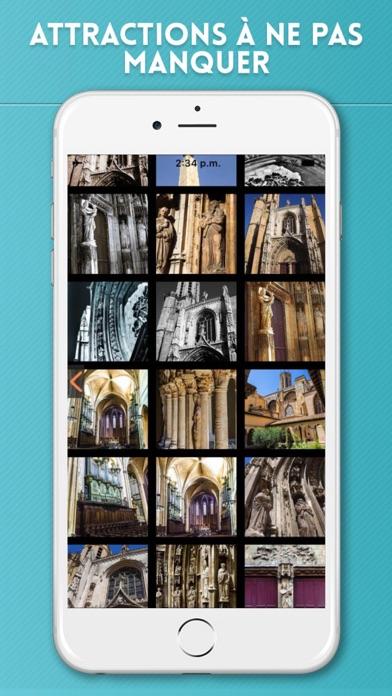 Aix-en-Provence Guide de Voyage avec Carte OfflineCapture d'écran de 4