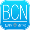 Barcelona Travel Guide with Offline Map, TMB & GPS