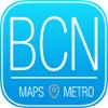 Barcelona Guía de Viaje con Mapas Offline y TMB