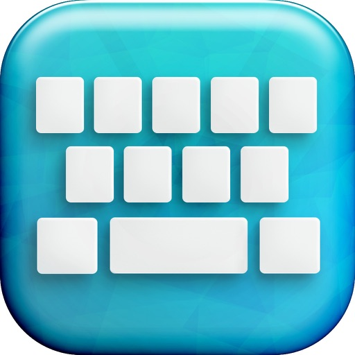 Cool Keyboard Free with Color Backgrounds & Fonts iOS App