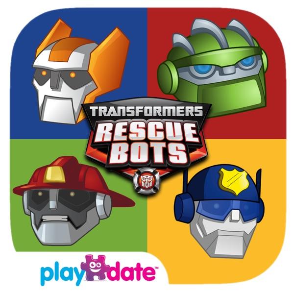 Transformers Rescue Bots: Save Griffin Rock App APK Download
