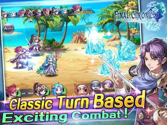 Final Chronicle (Fantasy RPG) на iPad