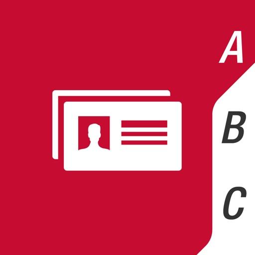 Business Card Reader Free - OCR Cards Scanner app