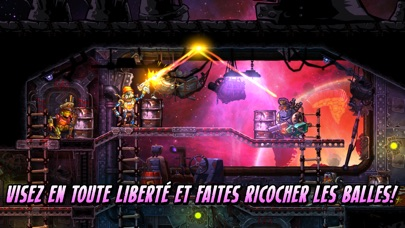 Screenshot SteamWorld Heist