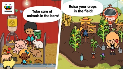 Screenshot #6 for Toca Life: Farm