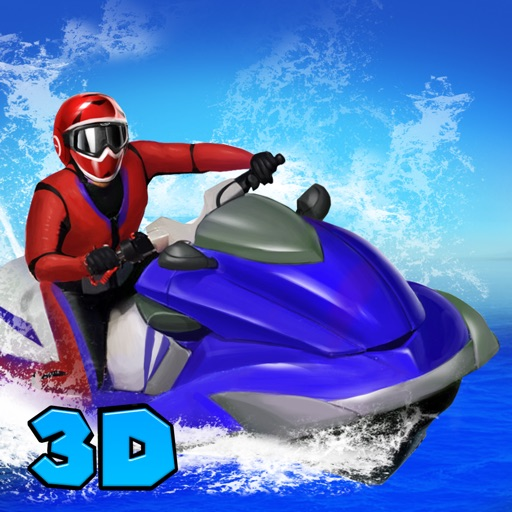 Extreme Boat Racing Fever 3D Full iOS App