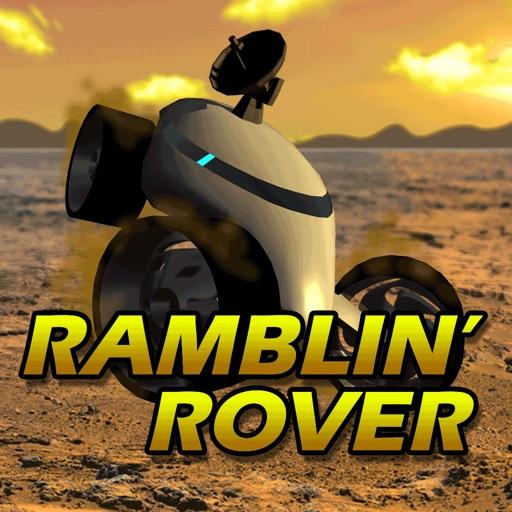 Ramblin' Rover iOS App