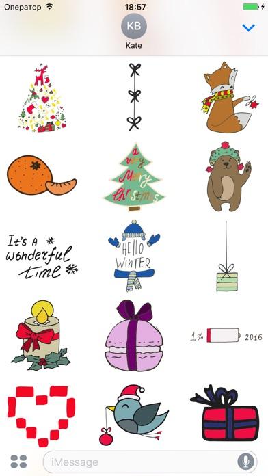Новый год - РождествоСкриншоты 3