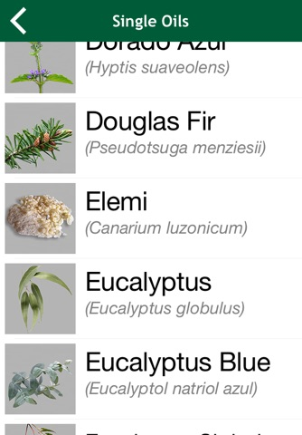 Ref Guide for Essential Oils screenshot 3