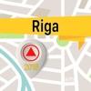 Riga 離線地圖導航和指南