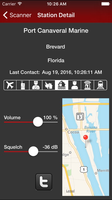 download Action Scanner PRO - Police Fire and EMS apps 0