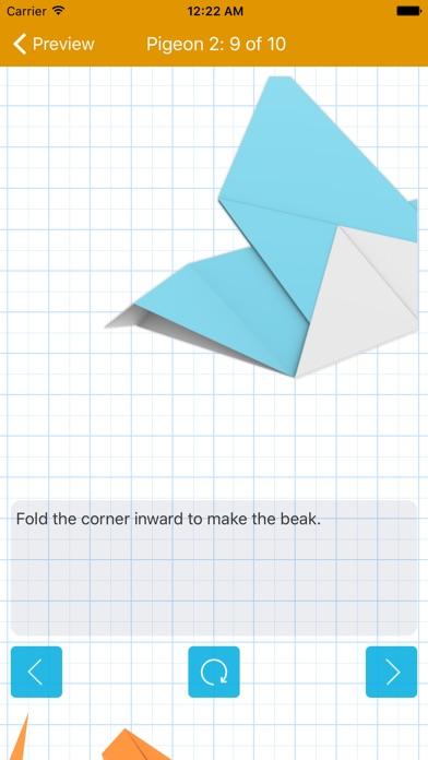 Animated 3D Origami Screenshot