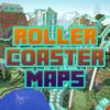 Roller Coasters in MINECRAFT PE - Pocket Edition