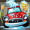salão de lavagem de carro - Velocidade Livre jogo quente carro de corrida reforma para meninas crian icon