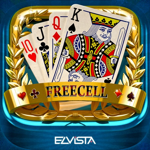 Elite Freecell Solitaire iOS App
