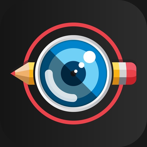 Cameraxis - Design Graphics & Add Text Over Photos
