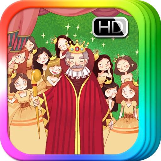 Twelve Dancing Princesses - Fairy Tale iBigToy