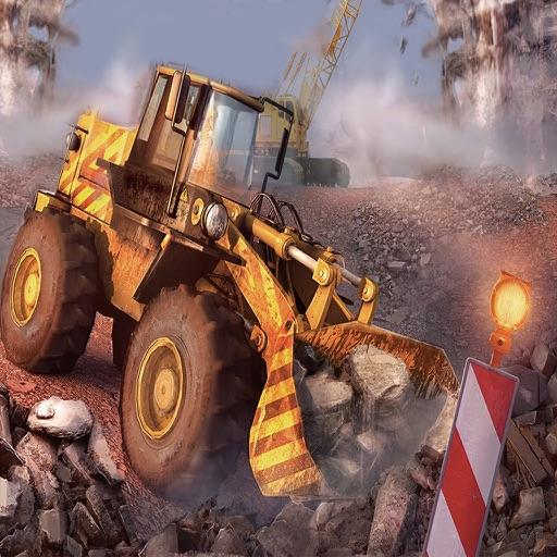 Bulldozer Construction Machine Simulator 2017 iOS App