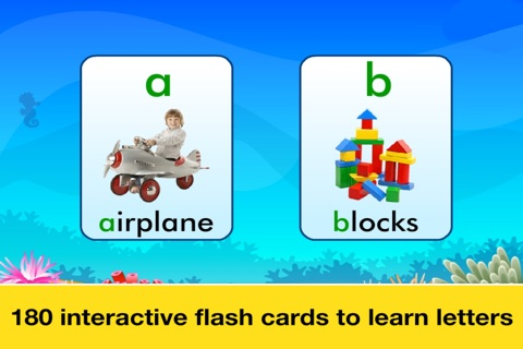 Letter Quiz Preschool  Alphabet & Letters Learning screenshot 3