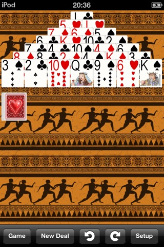 27 Solitaire Games screenshot 3