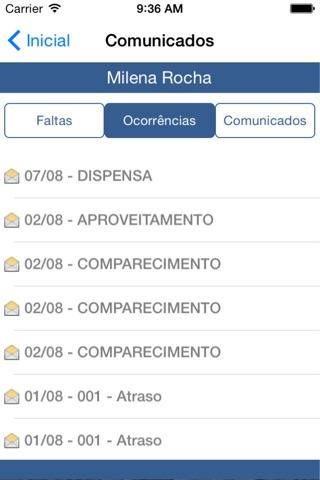 Salmista Mobile screenshot 4