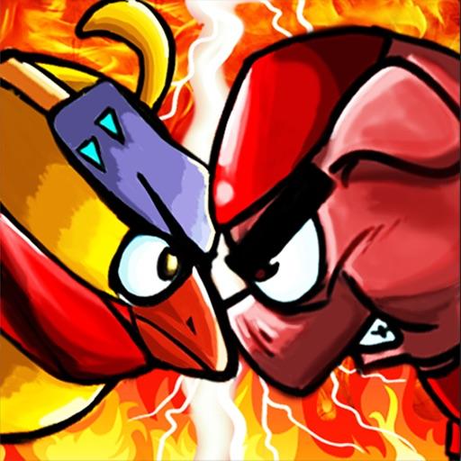 忍者胖鸡2:战地双鸡【防御游戏】