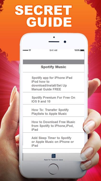 manual spotify premium