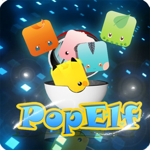 PopElf - Waiting for your challenge iOS App
