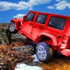 Off-Road Tourist Jeep : New Mountain Adventure racing road speed