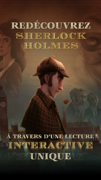 iDoyle: Sherlock HolmesCapture d'écran de 1