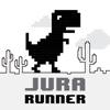 Jura Runner - The Jumping Chrome Dinosaur Game chrome