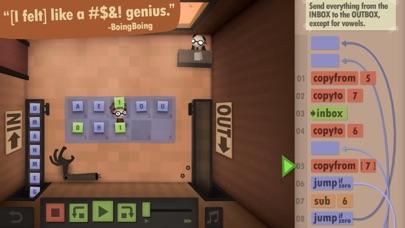 Human Resource Machine screenshot 4