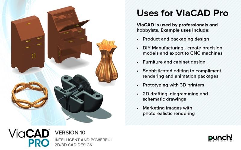 ViaCAD Pro 10 On The Mac App Store