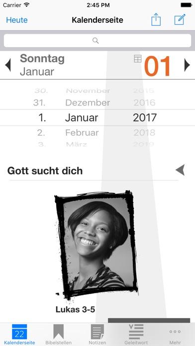 Start in den Tag 2017 Screenshot