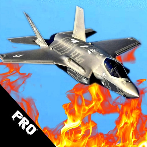 Aircraft Burning Speed PRO iOS App